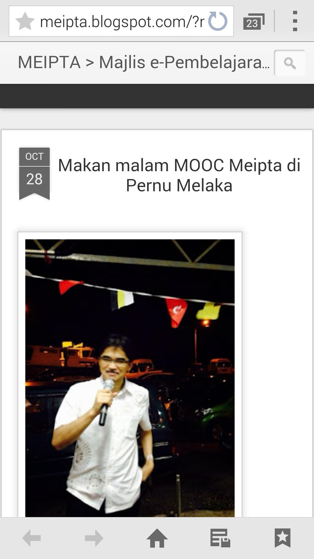 Meipta Majlis E Pembelajaran Ipta Malaysia